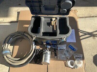 Graco Finishpro Hvlp 9.5 Procontractor Series Turbine Paint Sprayer