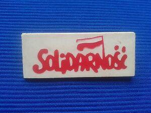 39. ORIGINAL PIN BADGE NSZZ SOLIDARNOSC POLAND - SOLIDARITY - <span itemprop='availableAtOrFrom'>Skierbieszów, Polska</span> - 39. ORIGINAL PIN BADGE NSZZ SOLIDARNOSC POLAND - SOLIDARITY - Skierbieszów, Polska