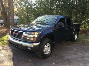 Gmc canyon sle crewcab 2008 4x4