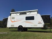 **REDUCED TO SELL**OFF-ROAD 2014 Jayco 16.49 Expanda Family Van Molendinar Gold Coast City Preview