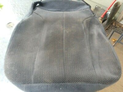 2002 2003 2004 2005 Dodge Ram Driver front cloth bottom seat cover Charcoal Grey