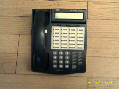Vodavi 3515-71 Starplus Sts Stse Charcoal 24 Button Phone Refrb Warnty