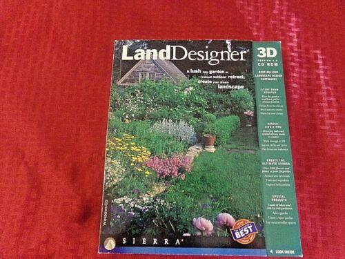 3D Version 4.0 Landscape Design Software