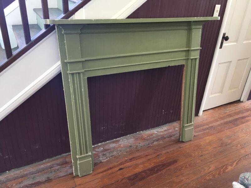 1820's Fireplace Mantel