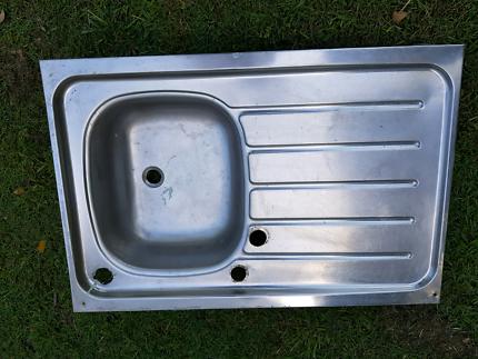 Caravan Sink