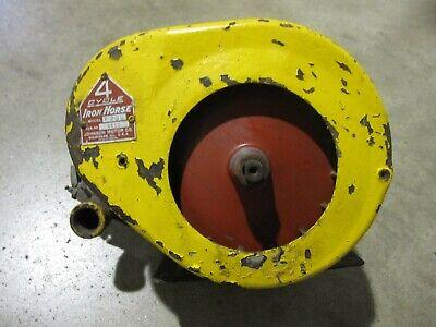 Vintage Johnson Iron Horse Engine 4 Cycle Stationary Engine Kick Start Engine