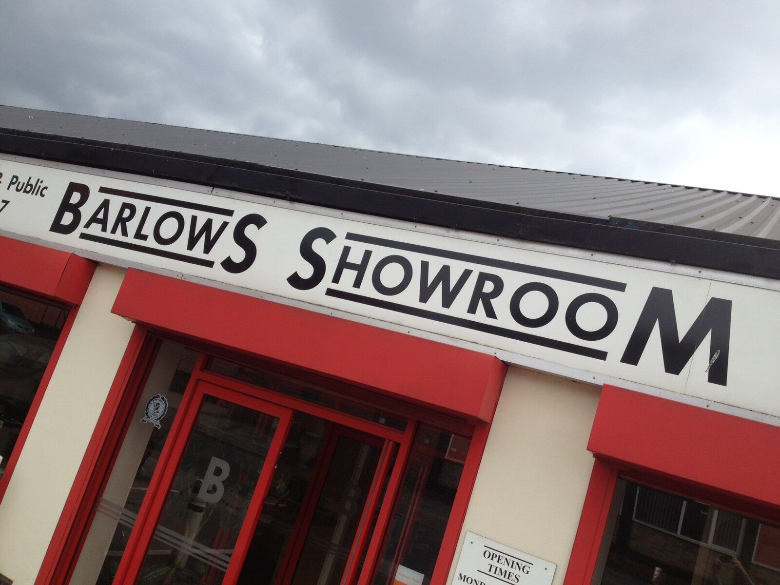 Barlows Boards Ltd
