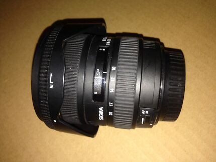 Sigma 10-20mm Wide angle good condition for CANON Darwin CBD Darwin City Preview