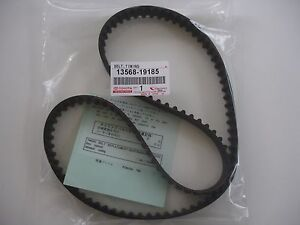 Toyota OEM 4A-GE Timing Belt 13568-19185 Blacktop 20 Valve  95-98 AE86