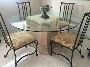 Dining table! Quality setting Kirrawee Sutherland Area Preview