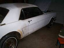 1964 1/2 Ford Mustang Coupe Built 16th June 64 NeedsFullRESTORATI Point Cook Wyndham Area Preview