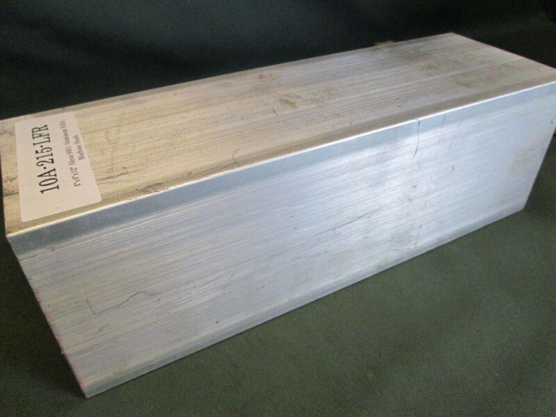 "4""x4""x12"" Alcoa 6061 Aluminum Billet, Machine Mill Stock"