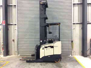 Crown RD 5700 Series RD Series Reach Forklift Beresfield Newcastle Area Preview