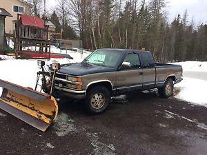 1994 plow truck