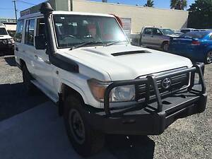2012 TOYOTA LANDCRUISER WORKMATE ,WAGON 4,5 TURBO DIESEL MANUAL Rochedale South Brisbane South East Preview