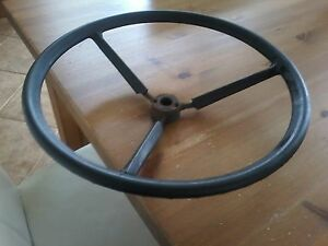 for sale 1970 john deere steering wheel