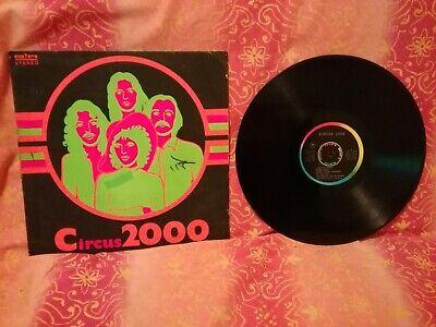 Circus 2000 Italian rock prog psych LP ORIGINAL first press RIFI label Pokora