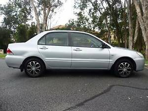 2004 Mitsubishi Lancer AUTOMATIC with MARCH REGISTRATION Camperdown Inner Sydney Preview