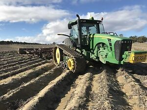Tractor: John Deere 8320RT Southern Brook Northam Area Preview
