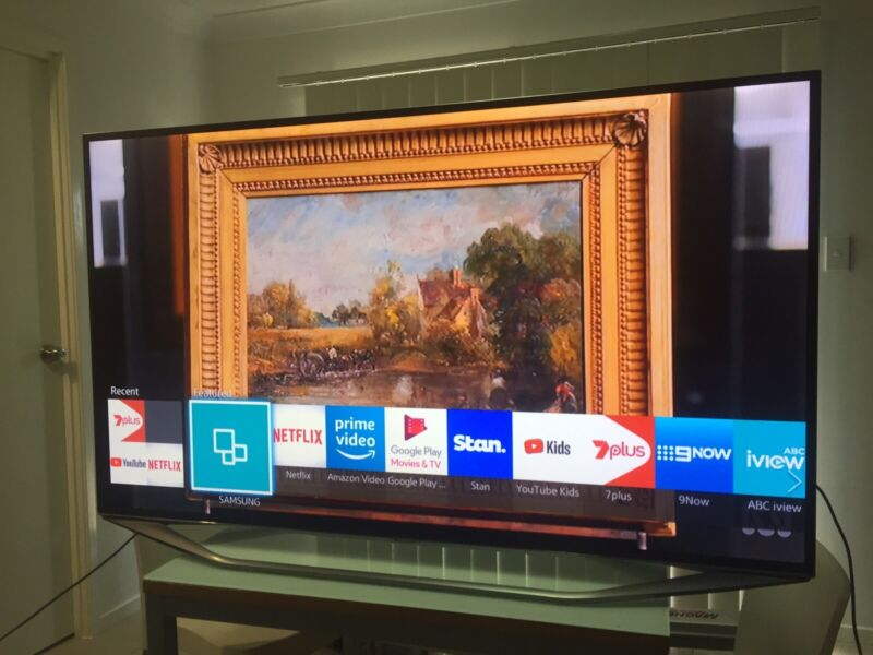 "SAMSUNG 60"" LED SERIES 7 3D SMART TV | TVs | Gumtree"