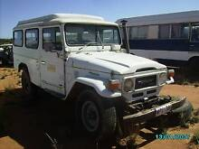 Toyota Land Cruiser hj 47 hj 45 fj 40 hj 75 wrecking Renmark Renmark Paringa Preview