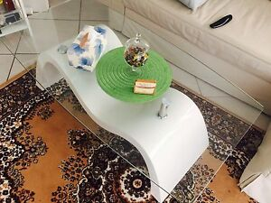 Coffee table-White Clayfield Brisbane North East Preview