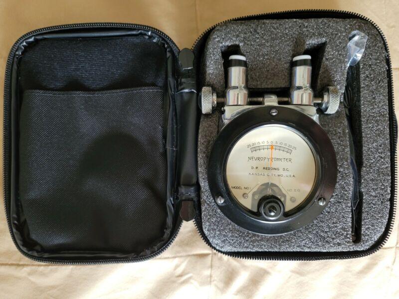 Gonstead, Nervoscope, Neurocalometer, Thermeter, Heat Nerve Pressure Indicator
