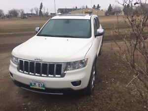 2011 Grand Cherokee Limited