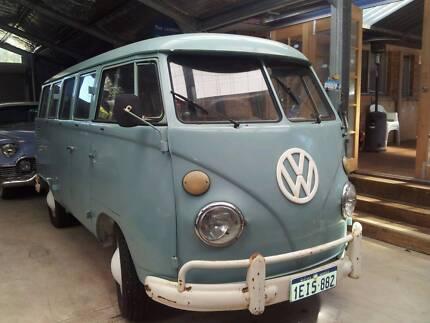 1965'  15 Window VW Kombi Std for Sale