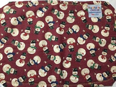 Waterproof Washable Reuse Pet Placemat Dogs Cats Dishes Food Mat Custom Made