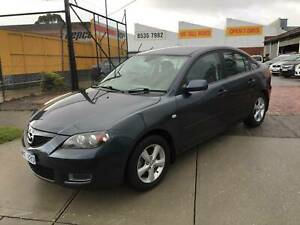 2008 Mazda 3 Manual - Only 114,000k's! Immaculate! A Must See!