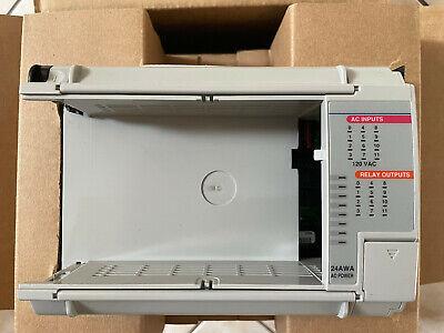 New Sealed Allen Bradley 1764-24awa Ser B Rev A Base Unit Micrologix 1500