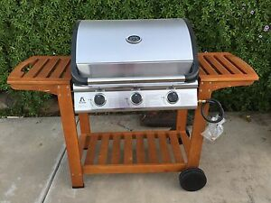 BBQ 3 burner stainless steel West Croydon Charles Sturt Area Preview