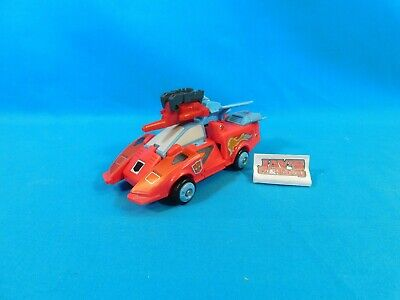 Vtg 1987 Point Blank Targetmaster Transformers G1 Generation One Hasbro Complete