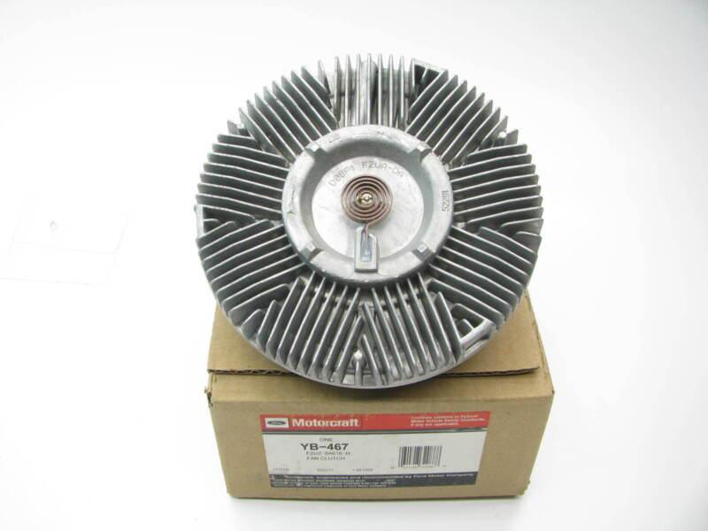 ji Motorcraft Cooling Fan Clutch for 1999-2003 Ford F-450 Super Duty 7.3L V8