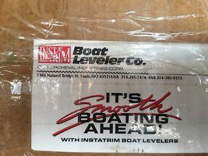 Kit pour lever les pied de bateau neuf