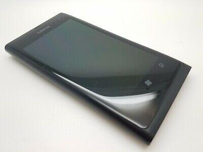 Nokia Lumia 800 - 16GB - Black (Unlocked) Smartphone na sprzedaż  Wysyłka do Poland