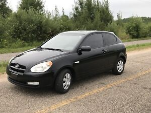 For sale 2011 Hyundai Accent sport willing to trade on seadoo