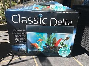20L Fish tank Mittagong Bowral Area Preview
