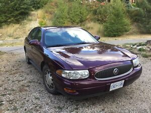 2004 Buick LeSabre Limited Sedan in Salmon Arm