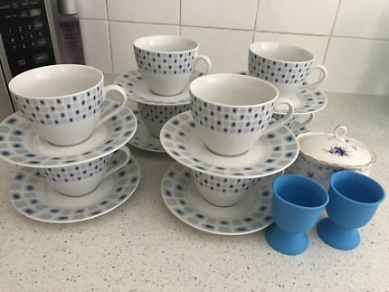 Tea cups and more!