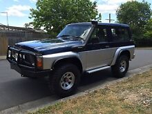 1990 Nissan Patrol Coupe Woori Yallock Yarra Ranges Preview