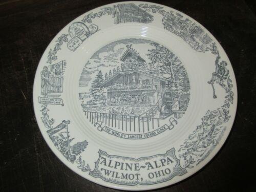 "Kettlesprings Kilns ""Alpine-Alpa Restaurant Wilmot OH. 10"""