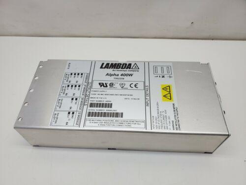 Lambda Alpha 400W Modular Power Supply J40044