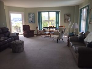 Available June 1Two Bedroom plus a den furnished Condo