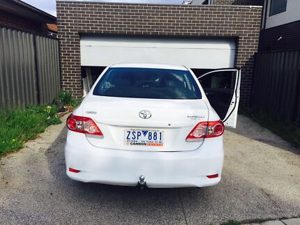 Toyota Corolla Ascent 2013 for sale