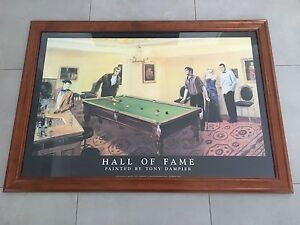 Hall of Fame print by Tony Dampier Bangor Sutherland Area Preview