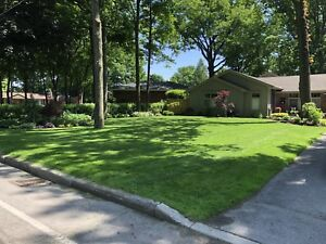 LC Lawn Care - Seasonal and One Time Lawn Care Service
