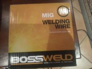 Bossweld 316LSi Stainless Steel MIG Welding Wire (5 Kg , 0.8mm)