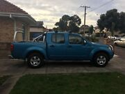 2007 Nissan Navara Ute st-x Glynde Norwood Area Preview